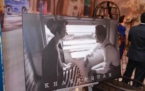 Ngôi sao điện ảnh - Tiệc cưới tái hiện Sài Gòn 1950 của Ngân Khánh