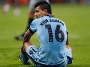Bóng đá - Man City sa sút: Cần lắm một Aguero đích thực