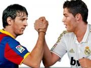 Ngôi sao bóng đá - Tâm lý chiến: Ronaldo chẳng thề bì được với Messi
