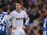 Tin bên lề bóng đá - Nổi tiếng như Ronaldo cũng khổ lắm đấy !