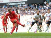 Bóng đá Ngoại hạng Anh - Liverpool – Tottenham: Cảm hứng Harry Kane