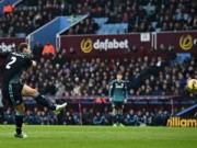 Bóng đá Ngoại hạng Anh - Ivanovic bắt vô lê tuyệt đỉnh top 5 V24 NHA