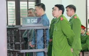 """An ninh Xã hội - Trùm xã hội đen Tuấn """"Lay"""" và đồng bọn hầu tòa"""