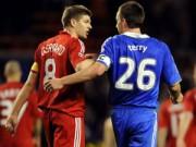 Ngôi sao bóng đá - Gerrard và Terry góp mặt ở top 10 thủ quân vĩ đại nhất