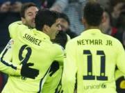 Bóng đá Tây Ban Nha - Barca mơ về cú ăn 3: Tại sao không