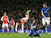 Bóng đá Ngoại hạng Anh - Arsenal - Leicester: Đối thủ khó chịu