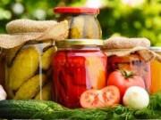 Ẩm thực - Cách tái sử dụng nước muối rau củ