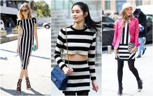 Thời trang - 6 cách để mặc đẹp hơn với kẻ sọc
