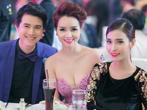 Phim - MC Mạnh Cường lịch lãm bên dàn người đẹp Việt