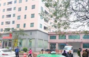 Tin tức trong ngày - HN: Rơi từ nhà cao tầng, một người nước ngoài tử vong