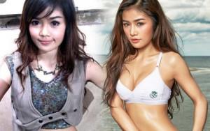 Làm đẹp - 4 mỹ nhân Thái Lan có quá khứ kém xinh đẹp