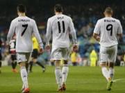 """Bóng đá - Real, Ancelotti & bài toán hồi sinh """"tam tấu"""""""