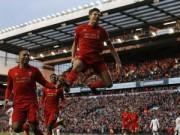 Bóng đá - Liverpool thắng kịch tính: Rogers cao tay chiến thuật