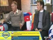 Bóng đá Ngoại hạng Anh - Paul Scholes chê HLV Van Gaal dở hơi