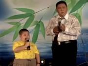 Hài Minh Béo: Hai cha con