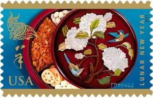Tin tức trong ngày - Mỹ phát hành tem đặc biệt mừng Tết con Dê