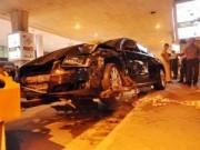Bản tin 113 - Xế hộp đón Hồ Ngọc Hà gây tai nạn kinh hoàng ở sân bay