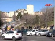 An ninh thế giới - Pháp: 10 kẻ bịt mặt xả súng tấn công cảnh sát Marseille