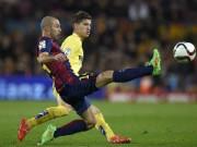 Bóng đá - Barca – Villarreal: Ngư lôi hạng nặng