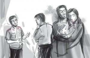 An ninh Xã hội - Ấm tình phiên xử cuối năm