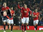 Bóng đá Ngoại hạng Anh - MU thắng 3-1, Van Gaal vẫn lắc đầu ngán ngẩm