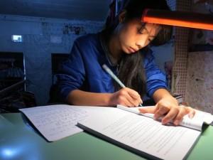 Giáo dục - du học - Cô sinh viên mồ côi bị bệnh tim và nỗi buồn ngày Tết