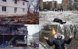 """Tin tức trong ngày - Ukraine: Ảnh """"Chiến tranh là địa ngục"""" gây ám ảnh"""