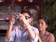 Phi thường - kỳ quặc - Người đàn ông mù hành nghề chụp ảnh