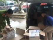 Video An ninh - Quảng Trị: Hàng lậu lũ lượt xâm nhập thị trường