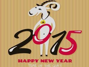 Happy New Dê: Những câu chúc tết hay nhất (4)