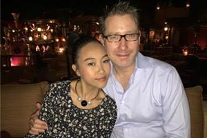 """Ca nhạc - MTV - Vợ chồng Đoan Trang trốn con đi """"trăng mật"""" ở Dubai"""