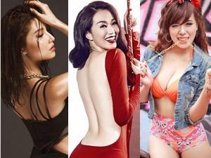 Ngôi sao điện ảnh - 3 mỹ nhân tuổi Mùi bốc lửa nhất showbiz Việt