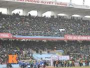 Bóng đá - Nhà vệ sinh bẩn tại V-League sẽ bị xử nặng