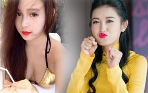 Thể dục thẩm mỹ - 5 mỹ nữ Việt khuôn mặt trẻ thơ, vóc dáng gợi cảm