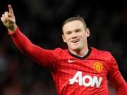 Bóng đá - Tin HOT tối 12/2: Van Gaal thích Rooney đá tiền vệ