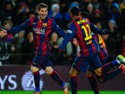 Bóng đá Tây Ban Nha - Barca thắng 10 trận liên tiếp: Điểm 10 tuyệt đối