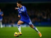 """Bóng đá - Top 10 cầu thủ xuất sắc nhất Premier League: Hazard """"vô đối"""""""