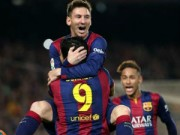 Bóng đá Tây Ban Nha - Barca: Đang hướng đến sự hoàn hảo
