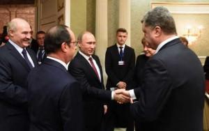 Ngừng bắn ở miền đông Ukraine từ 15.2