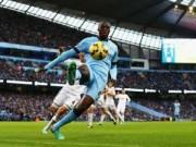 Man City: Chờ hiệu ứng Yaya Toure  & amp; Bony