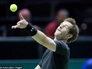 Thể thao - Murray & Berdych dắt tay nhau vào tứ kết Rotterdam Open