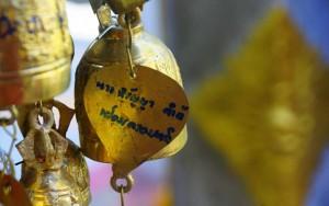 Tin tức trong ngày - Chuông nguyện cầu ở Phrathat Doi Suthep