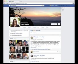 Thời trang Hi-tech - Facebook cho phép chọn người quản lý tài khoản sau khi chết
