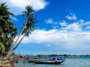 Du lịch Việt Nam - Đi Tam Hải uống dừa xiêm và thả hồn với biển