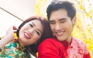 Phim - Trang Trần diện áo dài e ấp bên trai trẻ