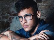 Ngôi sao bóng đá - Neymar điển trai đi đóng quảng cáo