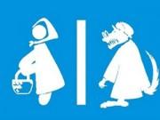 """Cười 24H - Bộ sưu tập biển báo WC """"bá đạo"""""""