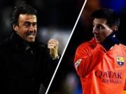 Bóng đá - Messi dù xuất sắc đến đâu vẫn dưới quyền Enrique