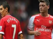 Bóng đá - Oezil, Di Maria: Thất bại cũng bởi Premier League