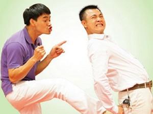 """Phim - Đầu năm, Xuân Bắc """"chơi khăm"""" Tự Long"""